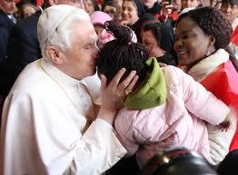 Papa Bacio Bimbo