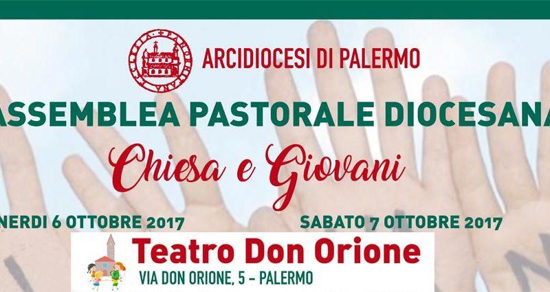 "6/7 OTTOBRE: Assemblea Pastorale ""Chiesa E Giovani"""