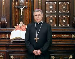 Natale 2017. Corrado Lorefice, Arcivescovo Di Palermo.