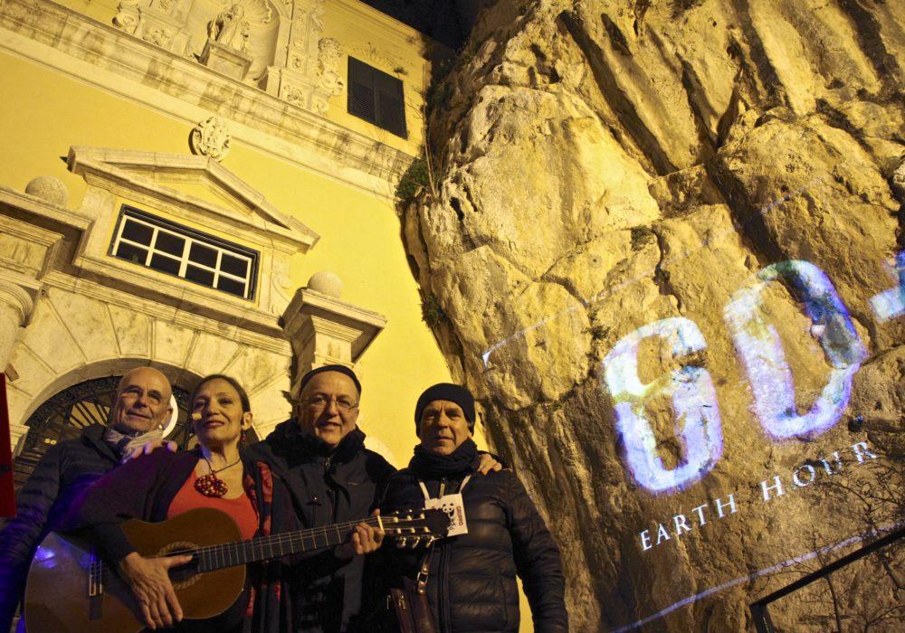 EARTH HOUR 2018. Sabato 24 Marzo: Luci Spente Al Santuario Per L'Ora Della Terra.